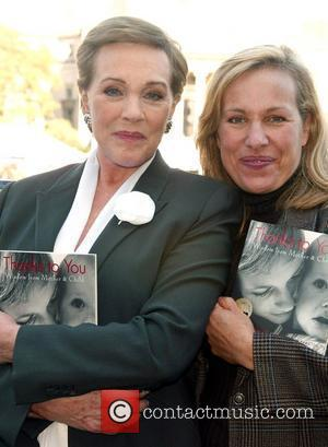 Julie Andrews and her daughter Emma Walton Hamilton The New York Times Third Annual