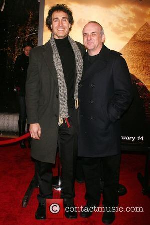 Doug Liman, Lucas Foster and Ziegfeld Theatre