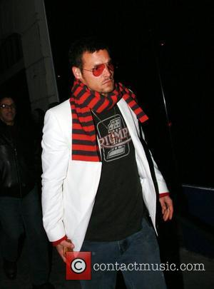 Actor, Justin Chambers arriving at Goa nightclub Hollywood, California - 29.12.07