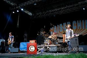 The Cribs and Kaiser Chiefs