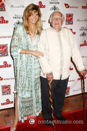 Mariel Hemingway and Ted Branson The Virgin Unite 'Rock The Kasbah' event held at Hollywood Roosevelt Hotel - Arrivals Hollywood,...