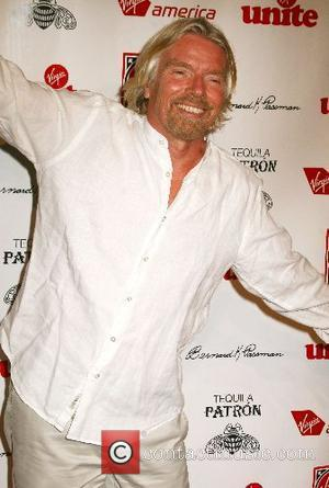 Branson To Take Family Members Into Space