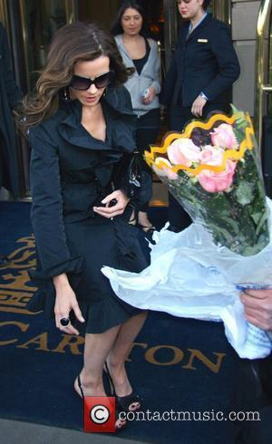 Kate Beckinsale, Manhattan Hotel