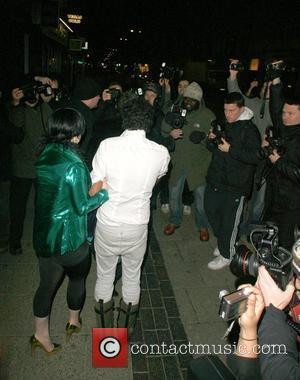 Kelly Osbourne and Kate Moss