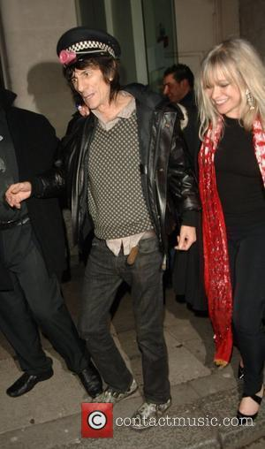 Stones Rocker Banned From Daughter's Wedding