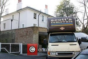 Removal Vans and Kate Moss