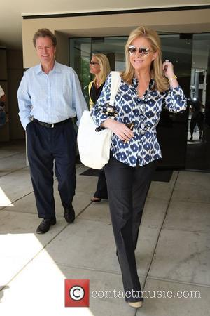 Rick Hilton and Kathy Hilton out and about in Beverly Hills Los Angeles, California - 25.04.08