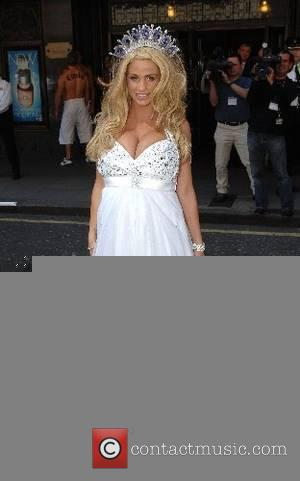 Katie Price and Harrods