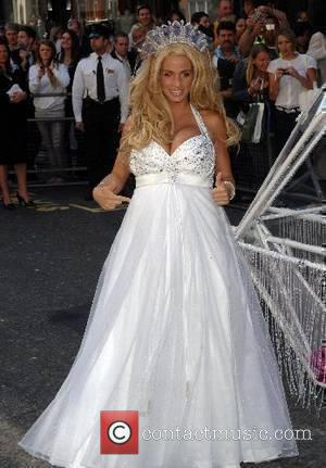 Katie Price, Harrods