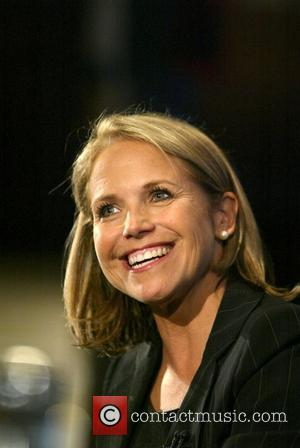 Katie Couric and Cbs