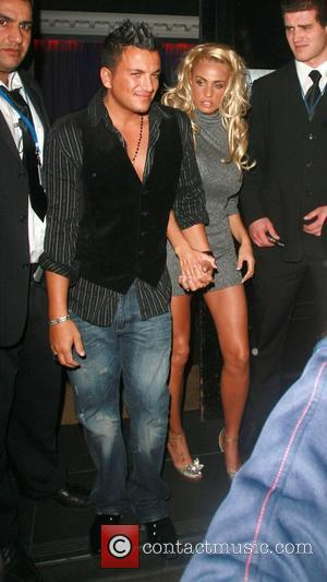 Katie Price and Marc Anthony