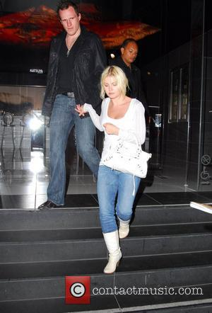 Elisha Cuthbert and her boyfriend leaving Katsuya restaurant  Hollywood, California - 29.04.08
