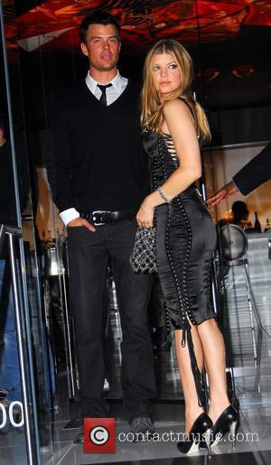 Josh Duhamel and Fergie Aka Stacy Fergusson