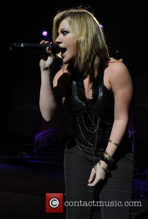 Kelly Clarkson and Hammersmith Apollo