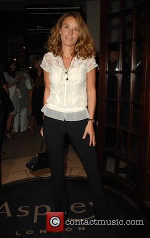Tana Ramsay 'Kelly Hoppen Home' book launch party held at the Asprey store in Bond Street - Arrivals London, England...