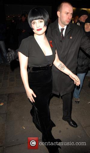 Kelly Osbourne and Elton John