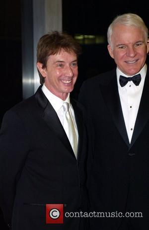 Martin Short and Steve Martin
