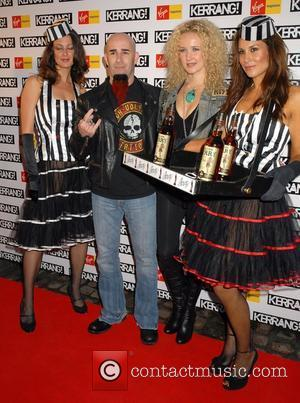 Scott Ian and Guest The Kerrang! Awards 2007 held at The Brewery - Arrivals London, England - 23.08.07