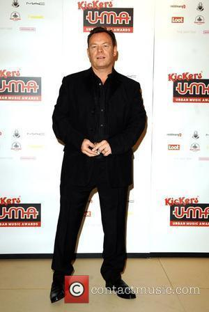 Ali Campbell Kickers Urban Music Awards 2007 held at the New Connaught Rooms - Arrivals London, England - 03.11.07