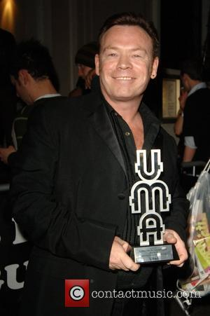 Ali Campbell of UB40 leaving Kickers Urban Music Awards 2007  held at the New Connaught Rooms London, England -...