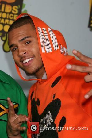 Chris Brown 20th Annual Nickelodeon's Kids' Choice Awards 2008 held at UCLA Pauley Pavilion Westwood, California - 29.3.08