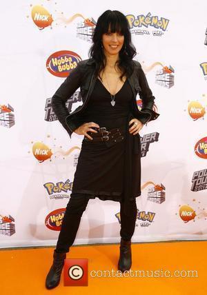 Nena,  German Kids' Choice Awards at Movie World - Red carpet arrivals Bottrop, Germany - 18.10.07