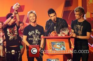 US5,  German Kids' Choice Awards at Movie World - Show Bottrop, Germany - 18.10.07