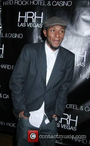 Mos Def Red Carpet concert arrivals at the Hard Rock Hotel and Casino Las Vegas, Nevada - 01.06.07