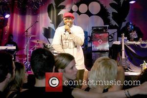 50 Cent, Nicky Hilton and Paris Hilton