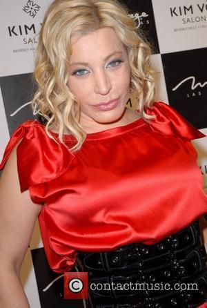 Taylor Dayne attends the grand opening Kim Vo Salon at the Mirage  Las Vegas, Nevada - 07.03.08