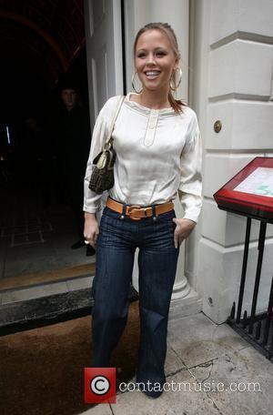Kimberley Walsh, Girls Aloud and Nicola Roberts