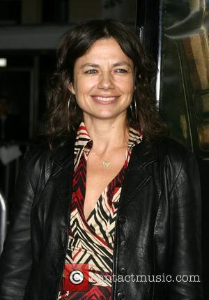Justine Bateman The Kingdom Premiere - Arrivals held at Mann's Village Westwood Westwood, California USA - 17.09.07