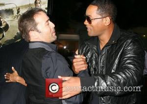 Jeremy Piven and Will Smith The Kingdom Premiere - Arrivals held at Mann's Village Westwood Westwood, California USA - 17.09.07