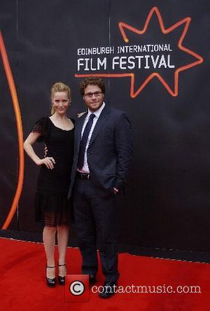 Leslie Mann and Seth Rogen