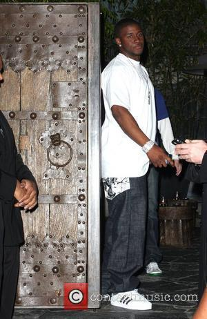 Reggie Bush at Koi restaurant Los Angeles, California - 09.05.08