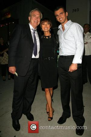 James Keach, Jane Seymour and Tony Dovolani arriving at Koi restaurant  Los Angeles, California - 09.10.07