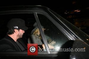 Matrix Star In Paparazzo Car Collision