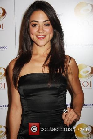 Camille Guaty 'KOI Las Vegas Opening' at Planet Hollywood Resort and Casino Las Vegas, Nevada - 09.11.07