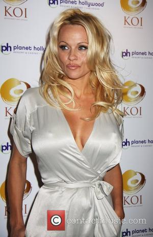 Pamela Anderson 'KOI Las Vegas Opening' at Planet Hollywood Resort and Casino Las Vegas, Nevada - 09.11.07