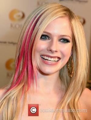 Avril Lavigne KOI restaurant opening at Planet Hollywood Resort & Casino - Arrivals Las Vegas, Nevada - 09.10.07
