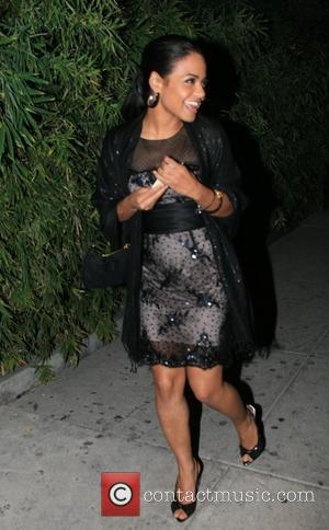 Christina Milian enjoying the attention of the paparazzi while leaving Koi Restaurant in West Hollywood  West Hollywood, California -...