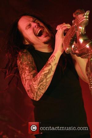 Korn Star Back After Blood Disease