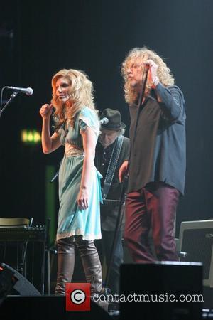 Wembley Arena, Robert Plant, Alison Krauss