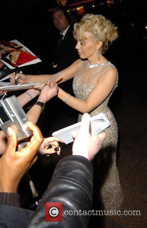 Minogue's Festive Invitation