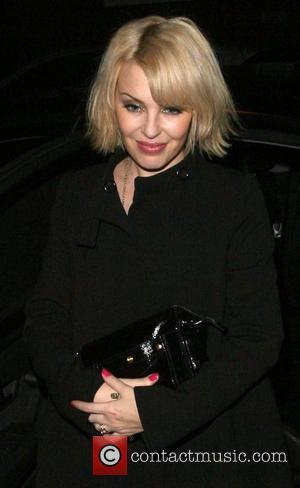 Minogue Axes Comeback Tour