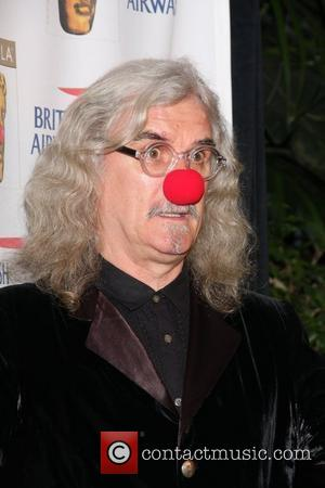 Billy Connolly BAFTA/LA's British Comedy Awards held at the Four Seasons Hotel - Arrivals  Los Angeles, California - 01.05.08