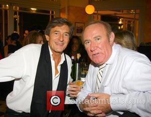 Nigel Havers and Andrew Neil