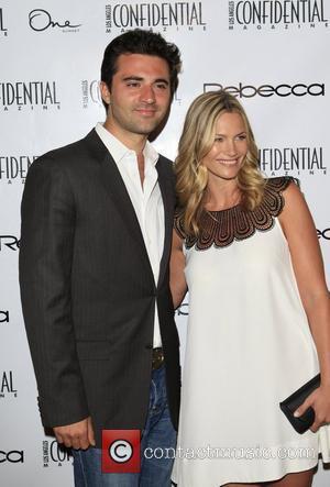 Darius Danesh and Natasha Henstridge