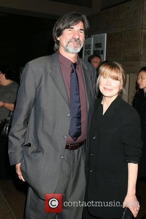 Jack Fisk, Sissy Spacek 33rd annual Los Angeles Film Critics Association Awards held at the InterContinental Hotel - Arrivals Century...