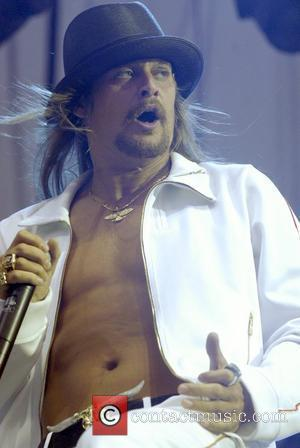 Kid Rock performing live at the KROQ LA Invasion at the Home Depot Centre Los Angeles, California - 15.09.07